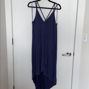 LuLus high-low dress